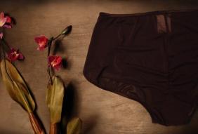 ruched-black-sheer-mesh-underwear