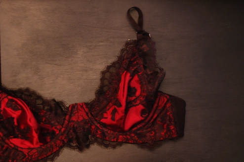 Bra design by blue hours atelier. Click through for more examples of lingerie designs, pattern making, and where to shop designs.